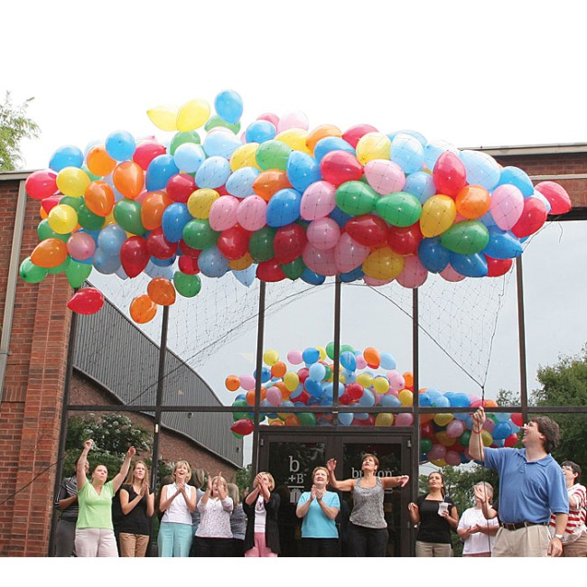 Balloon Release Or Drop Net Holds 500 9 Quot Or 250 11