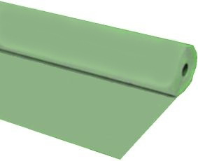 202 & Plastic Table Cover 100-foot Roll Sage Green