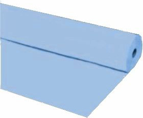 204 & Plastic Table Cover 100-foot Roll Periwinkle