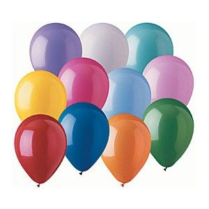 Solid Color Balloons - Party at Lewis Elegant Party Supplies
