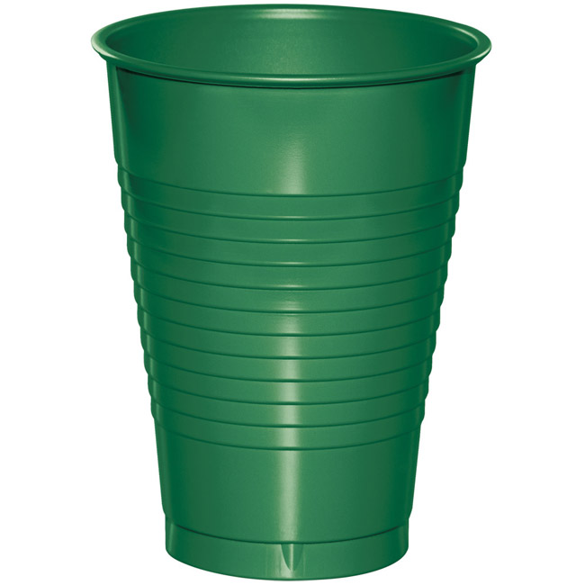 Green Premium 12 oz Plastic Cups  sc 1 st  Party at Lewis & Green Premium 12 oz Plastic Cups: Party at Lewis Elegant Party ...