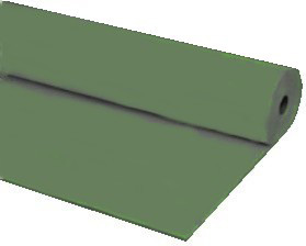 Plastic Table Cover 100 Foot Roll, Olive Green