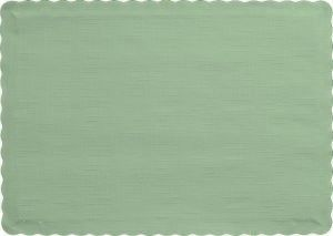 Sage Green Paper Placemats Party At Lewis Elegant Party