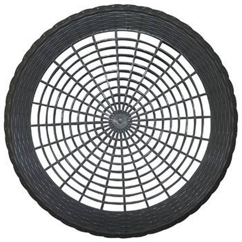 Plastic Paper Plate Holders Black