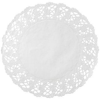 Kenmore Lace Paper 18-inch Doilies White  sc 1 st  Party at Lewis & Kenmore Lace Paper 18-inch Doilies White: Party at Lewis Elegant ...