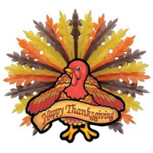 Thanksgiving Turkey Hanging Decorations