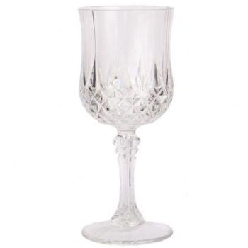 simcha crystallike 1 piece plastic wine glasses 10 oz