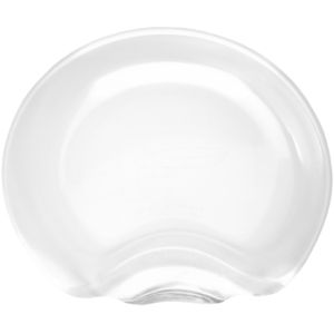gala 6inch cocktail desert plates clear