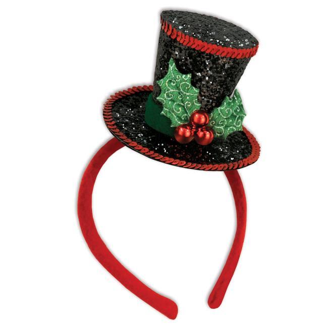 Christmas Caroler Headband Christmas Party Decorations