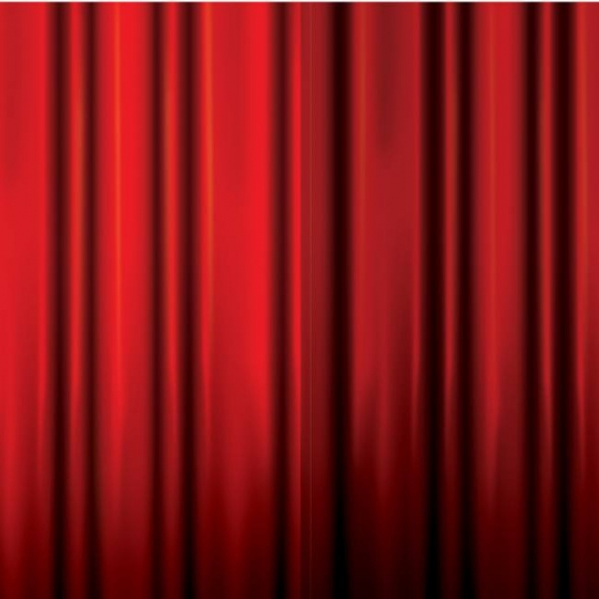 Red Curtain Backdrop Party At Lewis Elegant Supplies Plastic