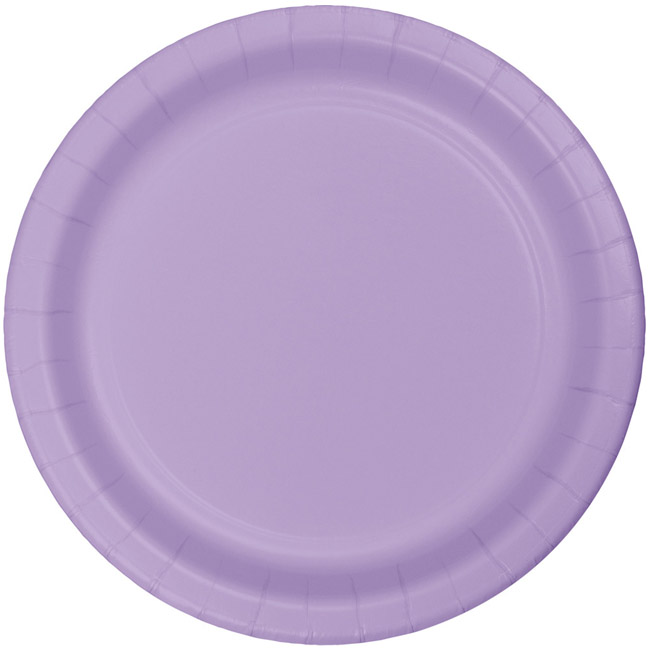 Lavender Heavy Duty 7-inch Paper Plates  sc 1 st  Party at Lewis & Lavender Heavy Duty 7-inch Paper Plates: Party at Lewis Elegant ...