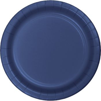Navy Blue Heavy Duty 9-inch Paper Plates  sc 1 st  Party at Lewis & Navy Blue Heavy Duty 9-inch Paper Plates: Party at Lewis Elegant ...