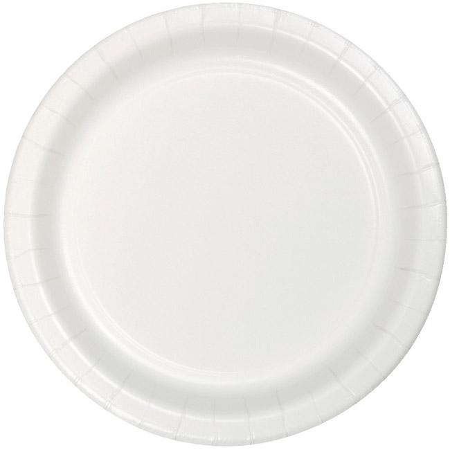 Heavy duty paper plates