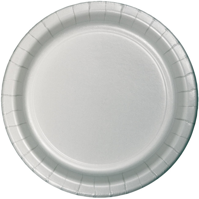 Silver Heavy Duty 10-inch Paper Plates  sc 1 st  Party at Lewis & Silver Heavy Duty 10-inch Paper Plates: Party at Lewis Elegant Party ...
