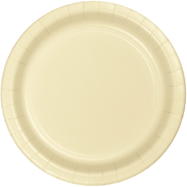 Ivory Heavy Duty 10-inch Paper Plates  sc 1 st  Party at Lewis & Ivory Heavy Duty 10-inch Paper Plates: Party at Lewis Elegant Party ...