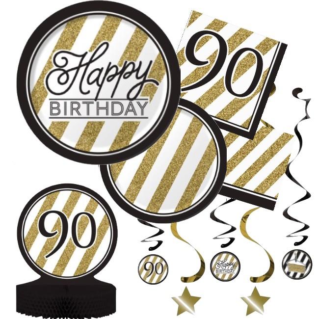 Black Gold 90th Birthday