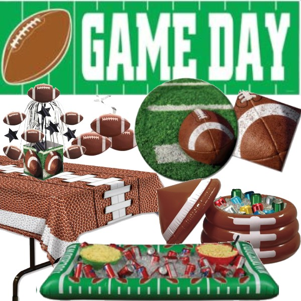 c46a7147cdde Football  Party at Lewis Elegant Party Supplies