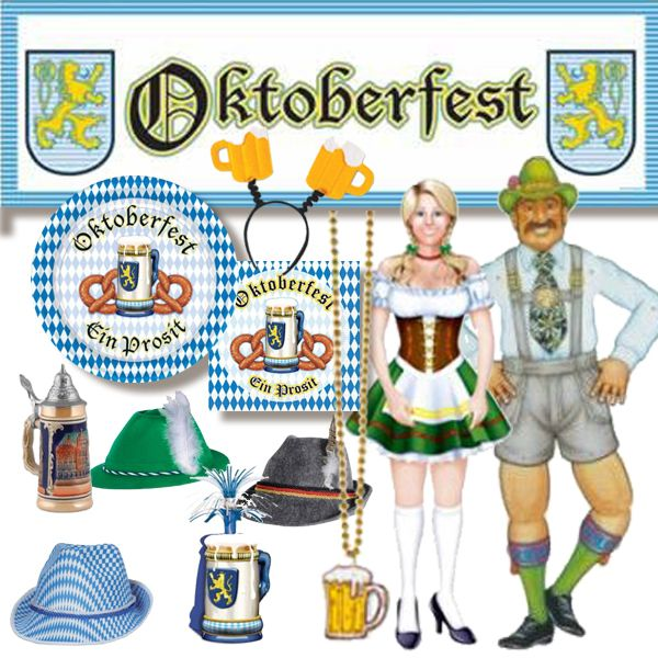 Oktoberfest Party At Lewis Elegant Party Supplies