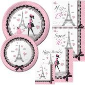 Pink Bandana Cowgirl  Party at Lewis Elegant Party Supplies 4b7ff41788d5
