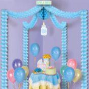 Itu0027s A Boy Party Decorations