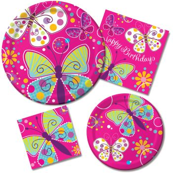 Butterfly Sparkle Birthday