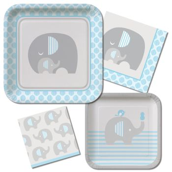 Wild Safari Baby Shower Paper Plates And Napkins Party At Lewis